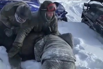 Полиция Тверской области начала охоту на браконьеров с 6 до 8 марта 2021 года