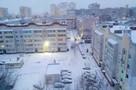 В преддверии 8 Марта на Брянск обрушился сильный снегопад