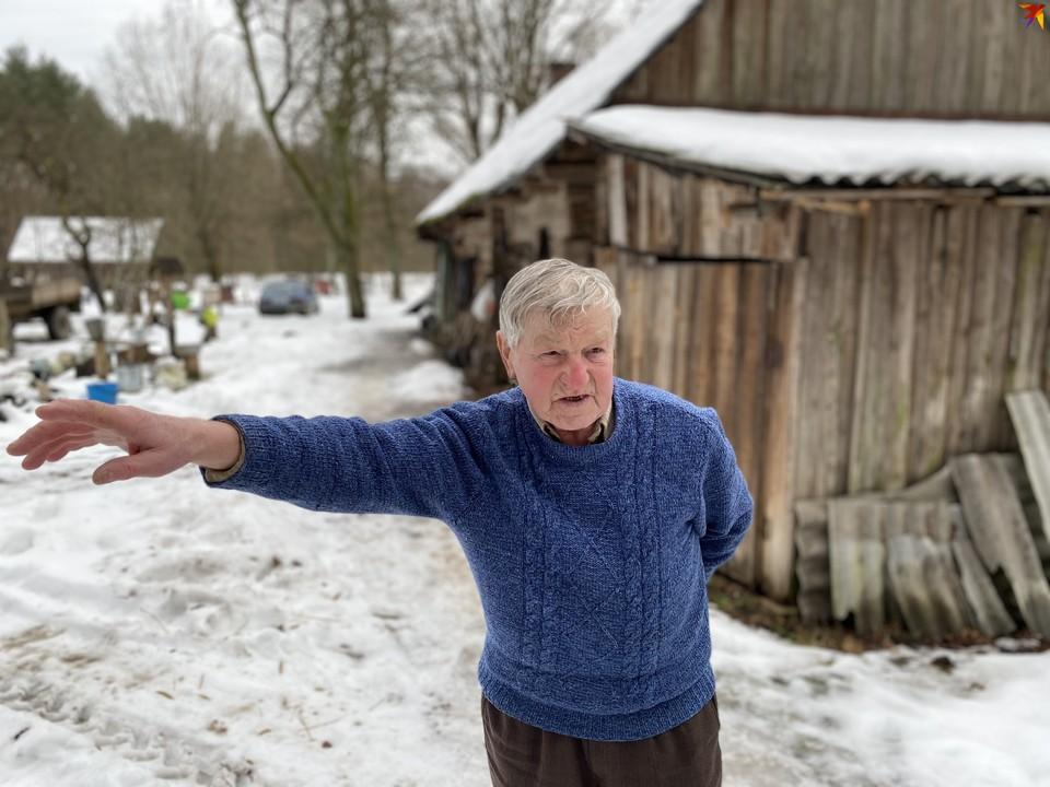 Единственный житель деревни в Кобринском районе придумал, как дать ей вторую жизнь. Фото: Максим ХЛЕБЕЦ
