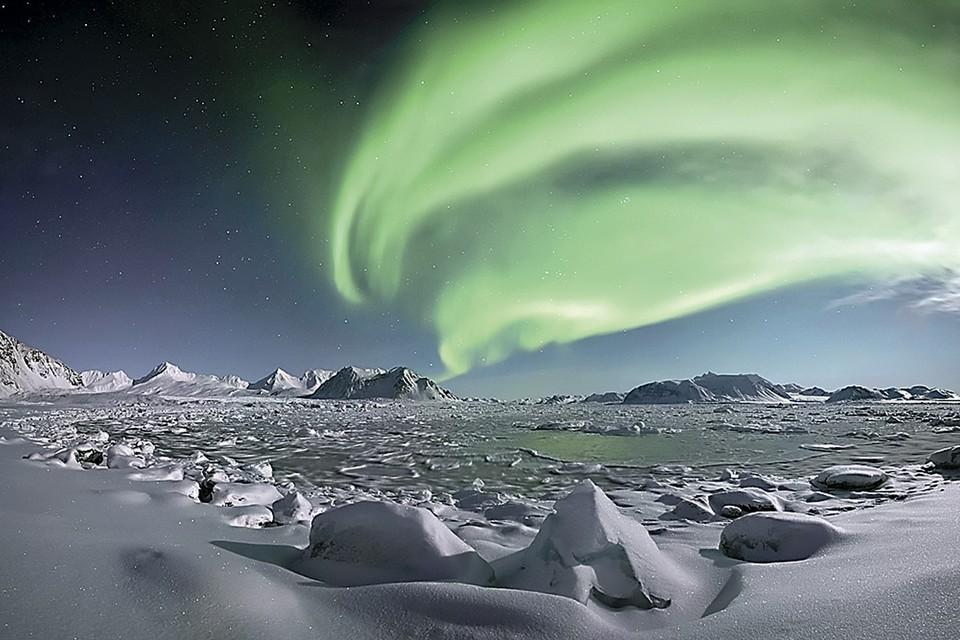 Хуже Шпицбергена, наверное, только Антарктида.