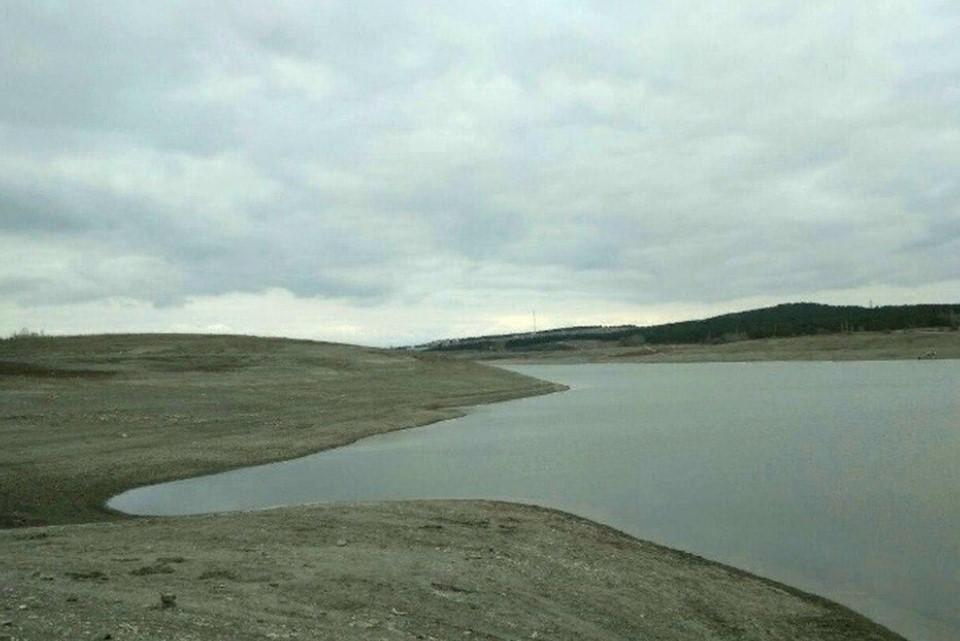 Подземных источников оказалось ничтожно недостаточно для крымского населения