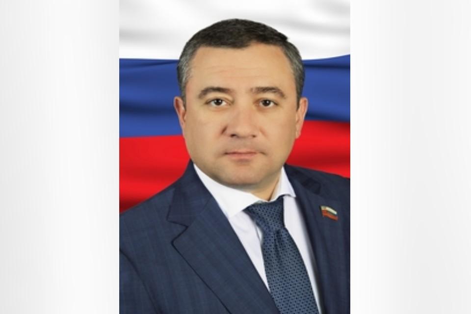Даниил Травнев. Фото: пресс-служба мэрии Пятигорска