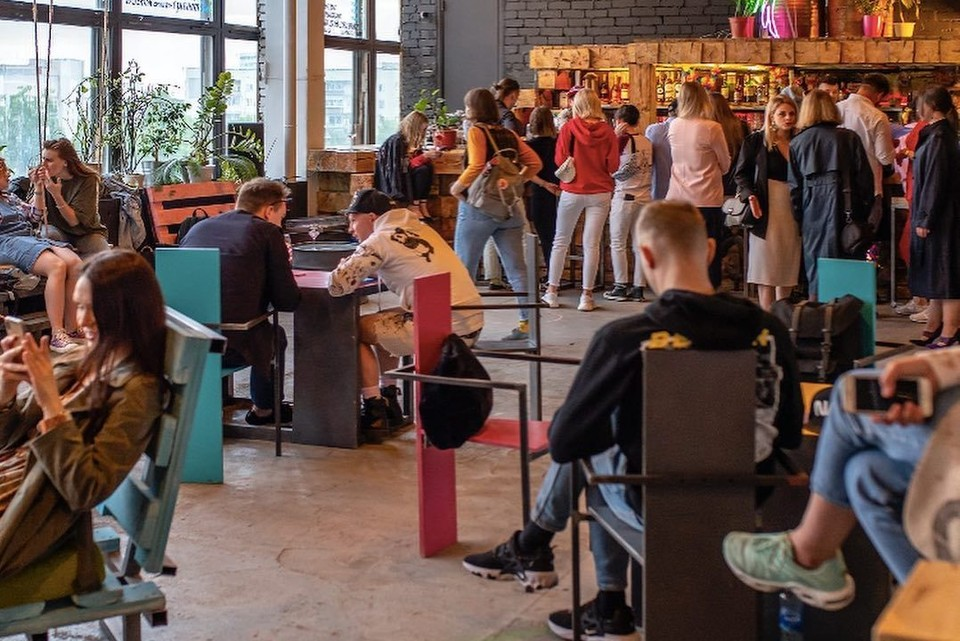 Площадка Moving Art Factory, на которой должен был пройти фестиваль, существовала с прошлого года. Фото: Moving Art Factory в фейсбуке