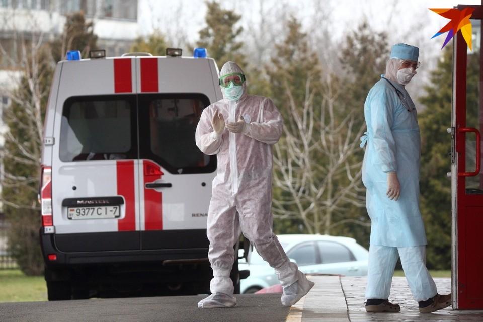 Стало известно, когда в Минске может начаться третья волна коронавируса