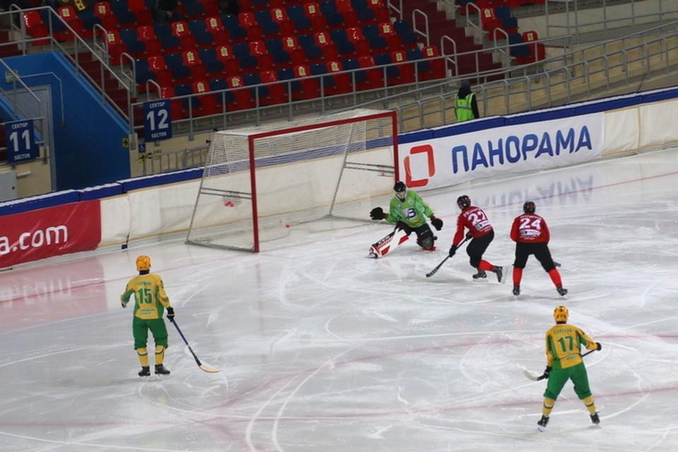 И все-таки на пьедестале: «СКА-Нефтяник» завоевал «бронзу» чемпионата России обыграв «Водник» со счетом 4:2