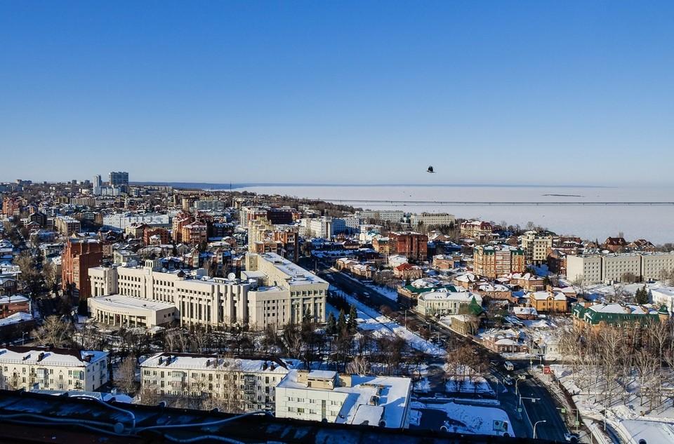 Ульяновск — один из самых красивых и уютных городов Поволжья
