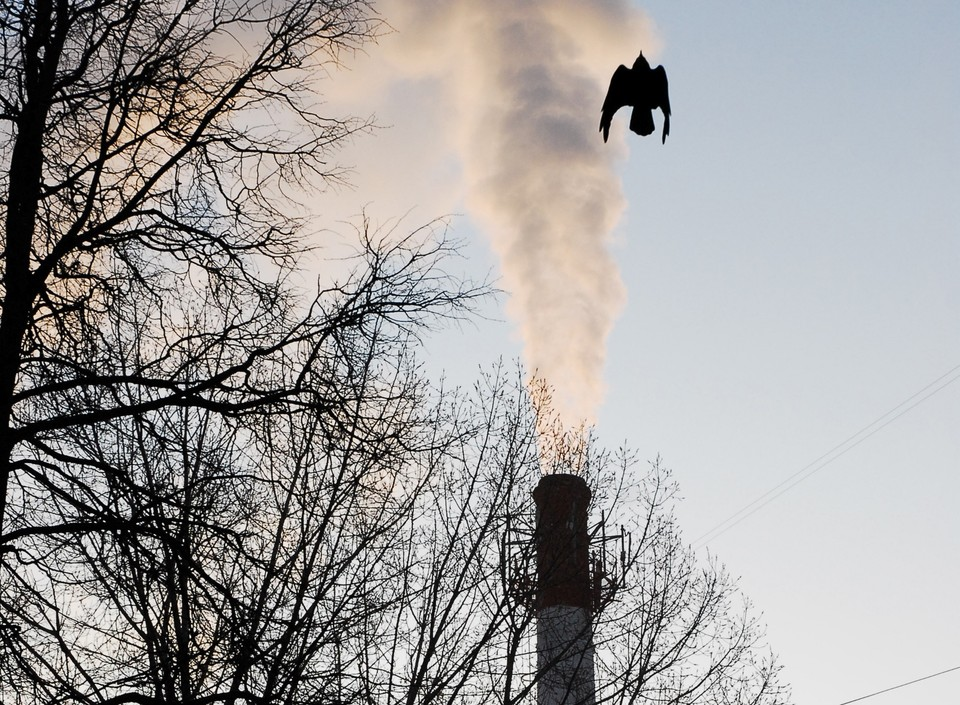 В Кировском округе зафиксировали повышенное содержание угарного газа в воздухе.