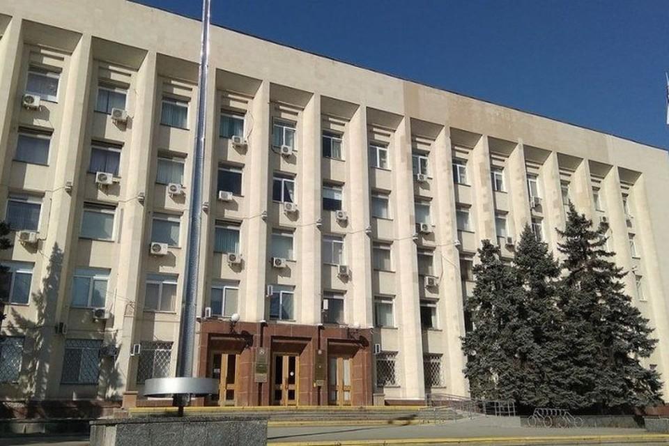 На пост главы администрации Симферополя 8 претендентов