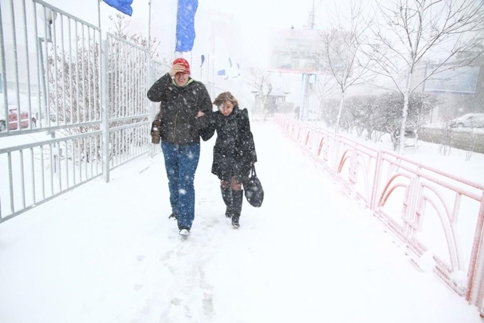 Синоптики предупредили, что на выходных в Иркутске резко ухудшится погода