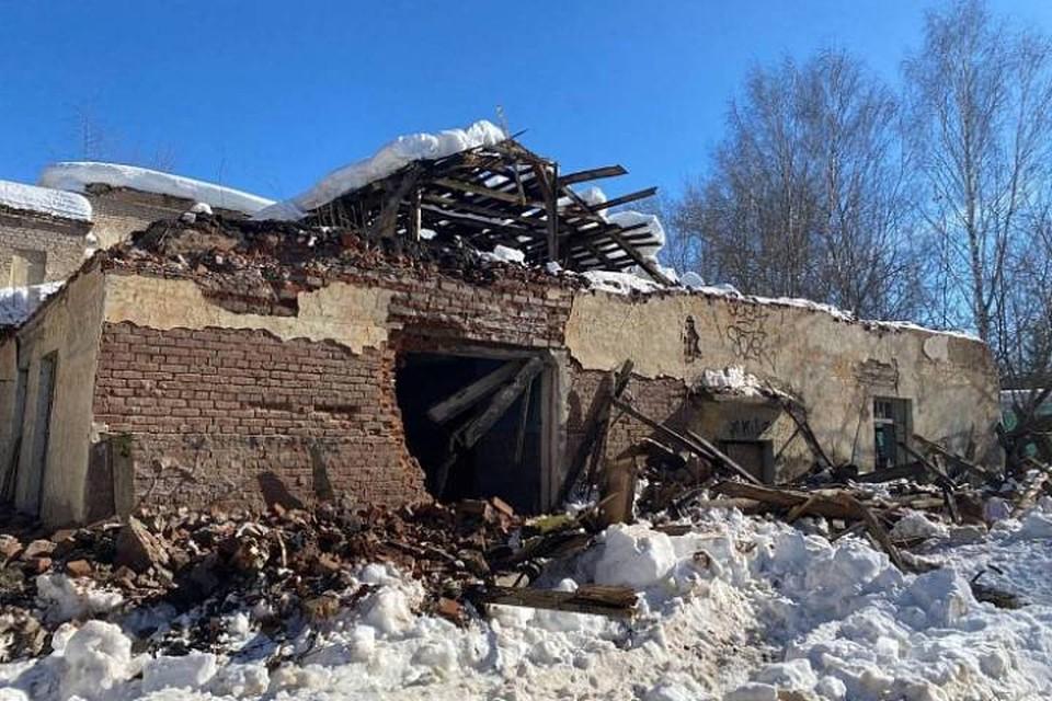 В Кирове на территории КВАТУ снесут 9 заброшенных зданий. Фото: kirovreg.ru.