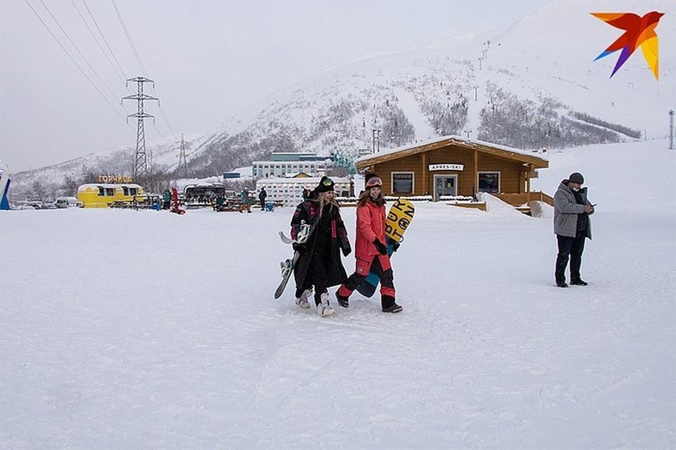 Лыжи и сноуборды в руки и на фестиваль зимних видов спорта!