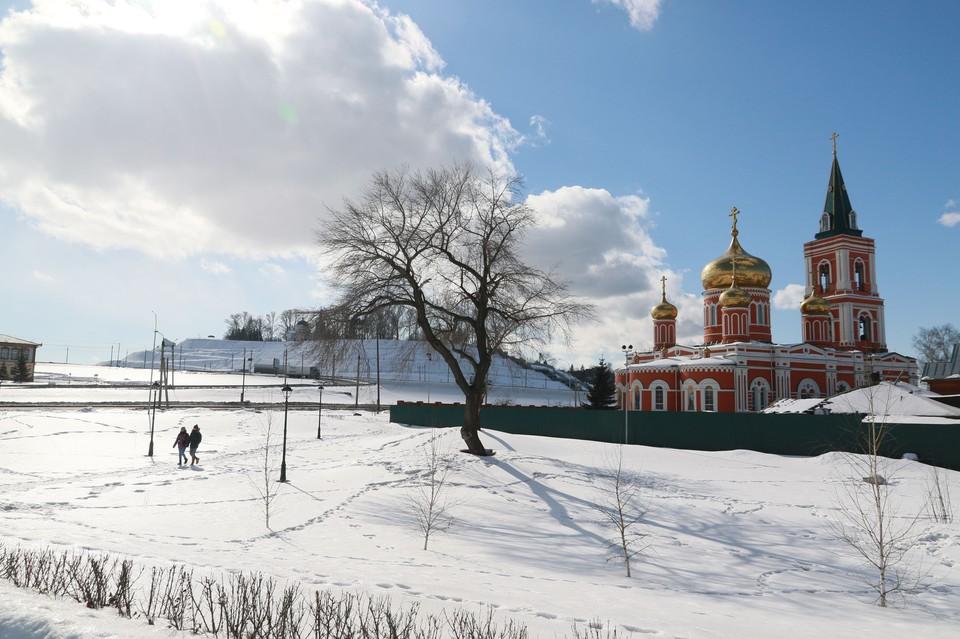 Погода в Алтайском крае с 27 по 31 марта