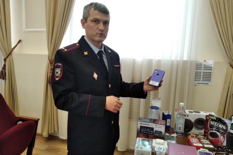 Алексей Леванов рассказал об основных отличительных признаках контрафактной продукции.