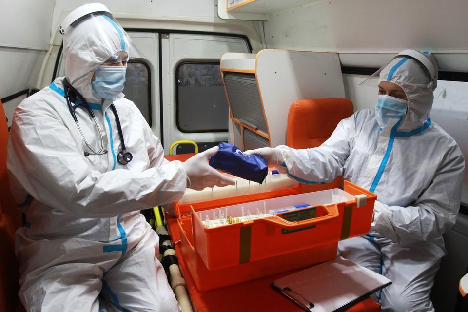 Коронавирус за сутки выявлен в 17 территориях Кузбасса