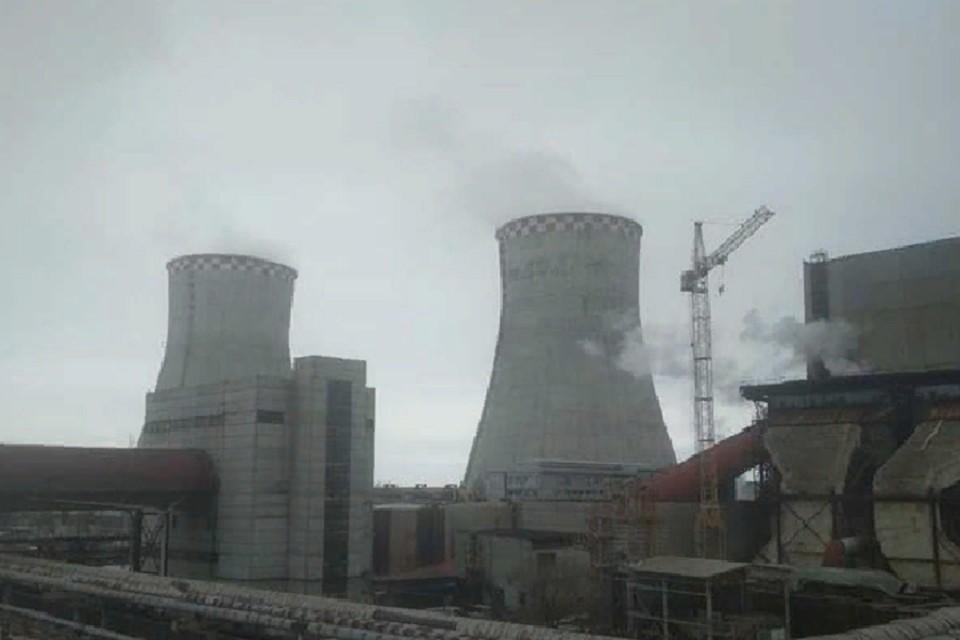 Сейчас на станции работают три из четырех энергоблоков, да и те - на треть. Фото: ГУП ДНР «Энергия Донбасса»