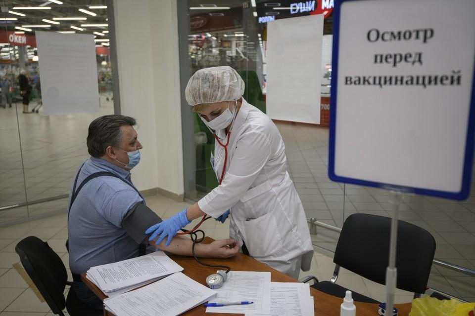 На сегодняшний день первый компонент вакцины «Спутник V» поставили 107 266 человек.