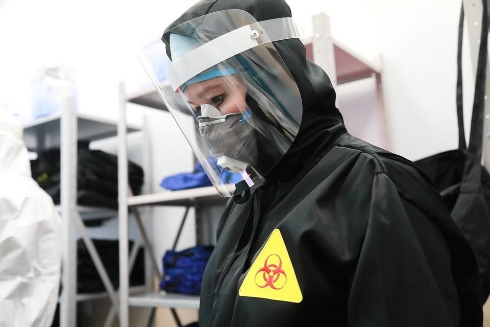 Новые случаи заражения коронавирусом в Красноярске и крае на 28 марта 2021 года