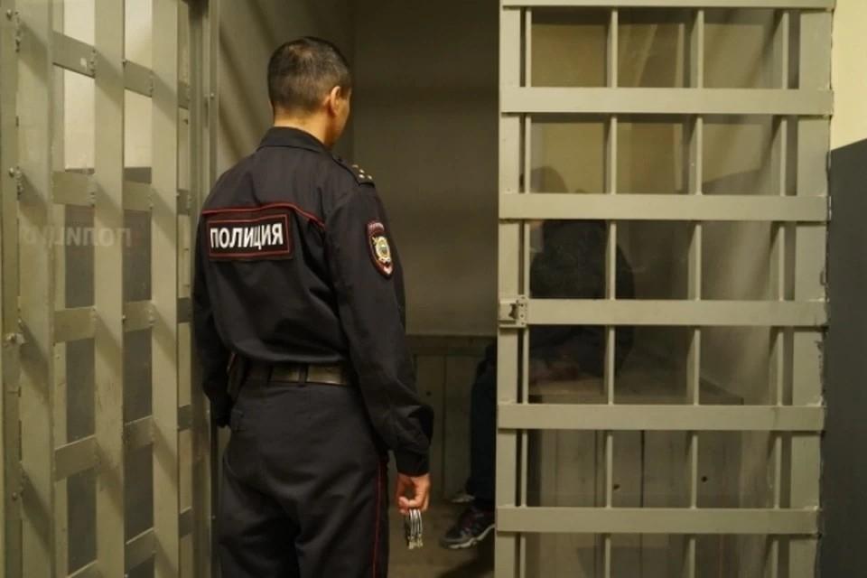 Женщину со свертками из фольги арестовали в Кузбассе