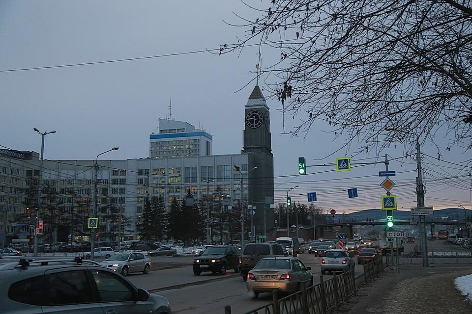 Новости сегодня: что случилось в Красноярске 29 марта 2021