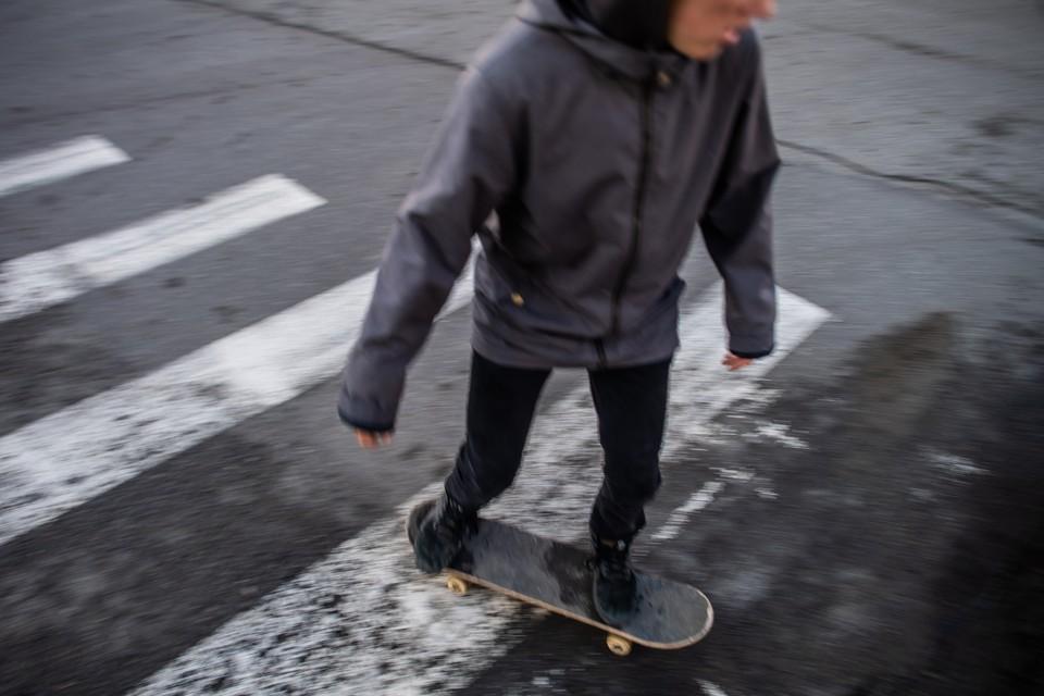 Если бы не пропавший скейтборд, правду никто бы и не узнал.