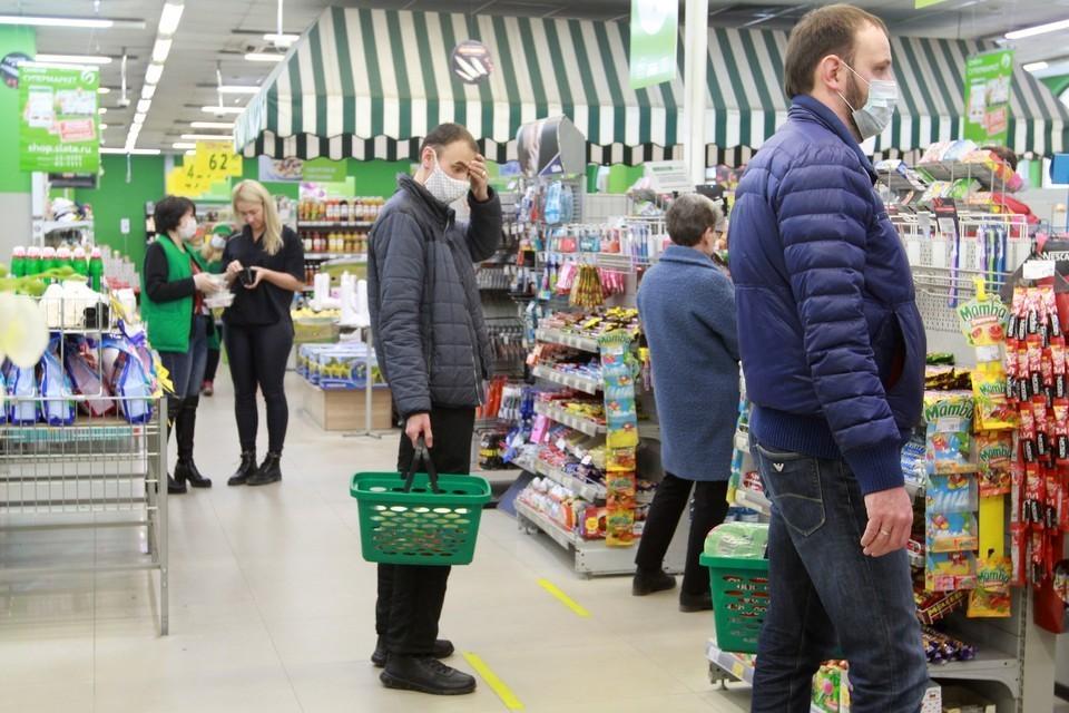 Самый большой процент расходов амурчан составили, по данным опроса, продукты питания - 27,9%