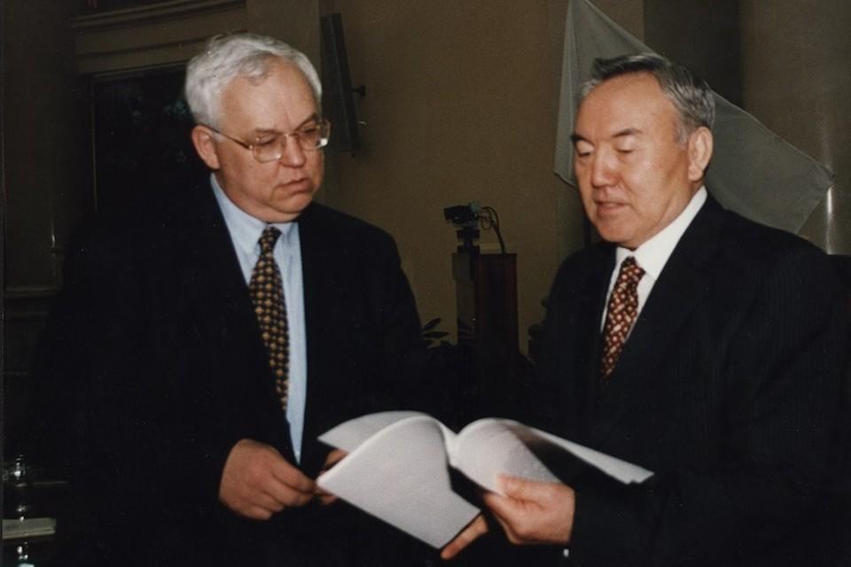 Сергей Терещенко и во времена СССР был на виду и на ключевых постах.