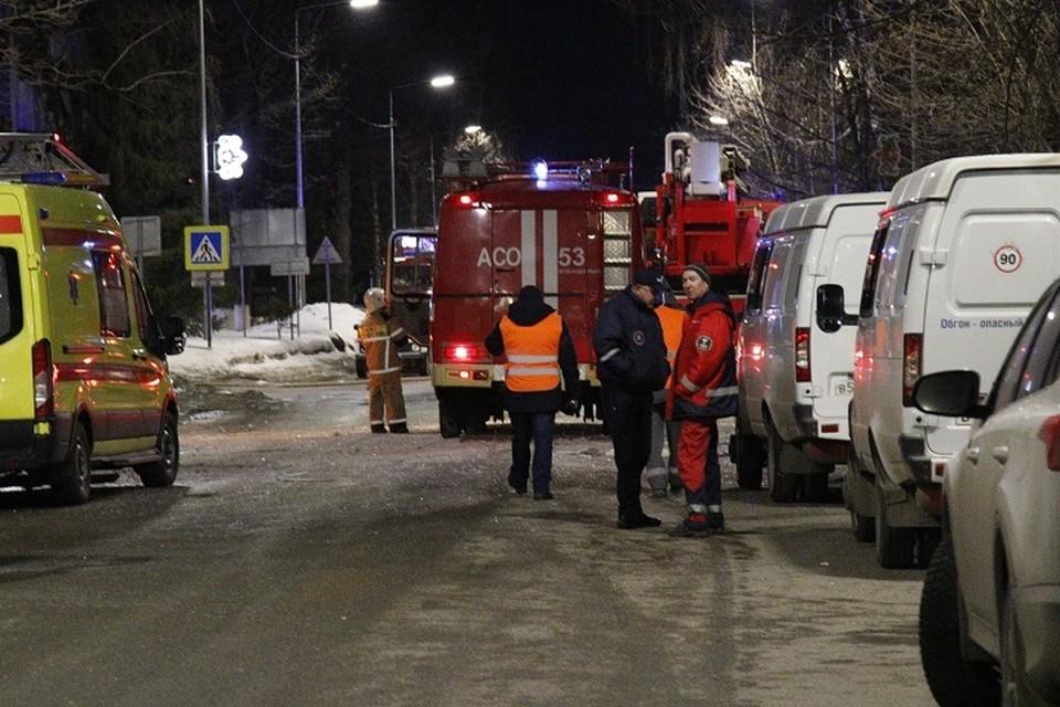 В результате взрыва пострадали 7 человек, двое из них погибли. Фото: МЧС РТ.