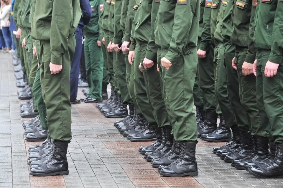 В 2021 году новобранцев Брянской области направят служить в Западный военный округ.