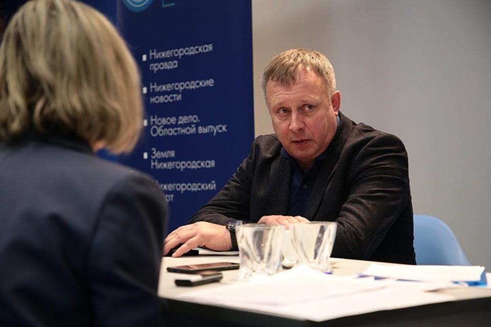 Директор департамента ЖКХ Дзержинска Александр Платонов ответил на вопросы горожан в рамках марафона ЖКХ.