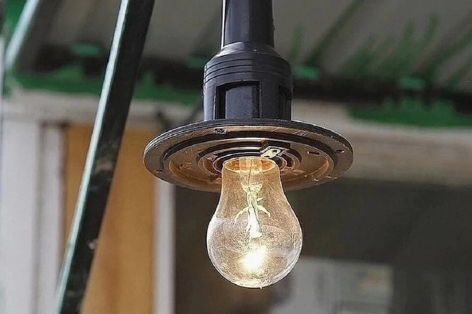 В Новосибирске более 100 домов остались без света.