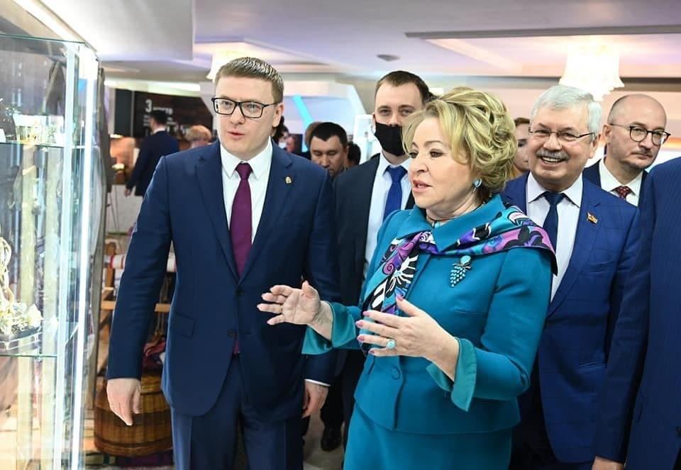 В Совете Федерации прошли Дни Челябинской области. Фото: gubernator74.ru