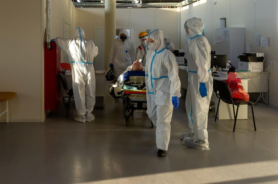 Всего с начала пандемии в Белгородской области от коронавируса умерли 562 человека.