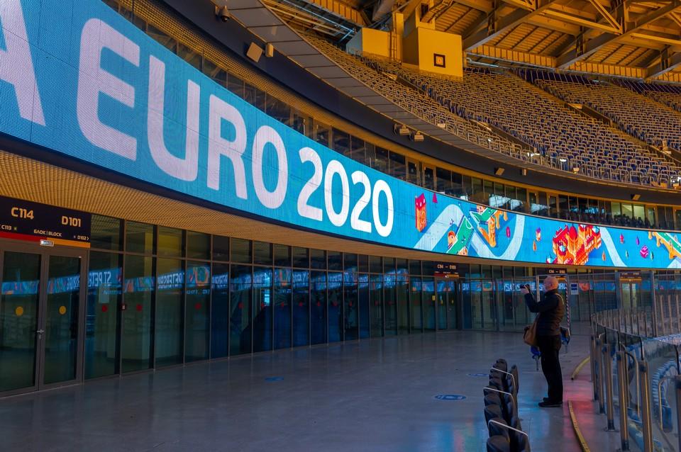 ЕВРО-2020 в Петербурге пройдет со зрителями.