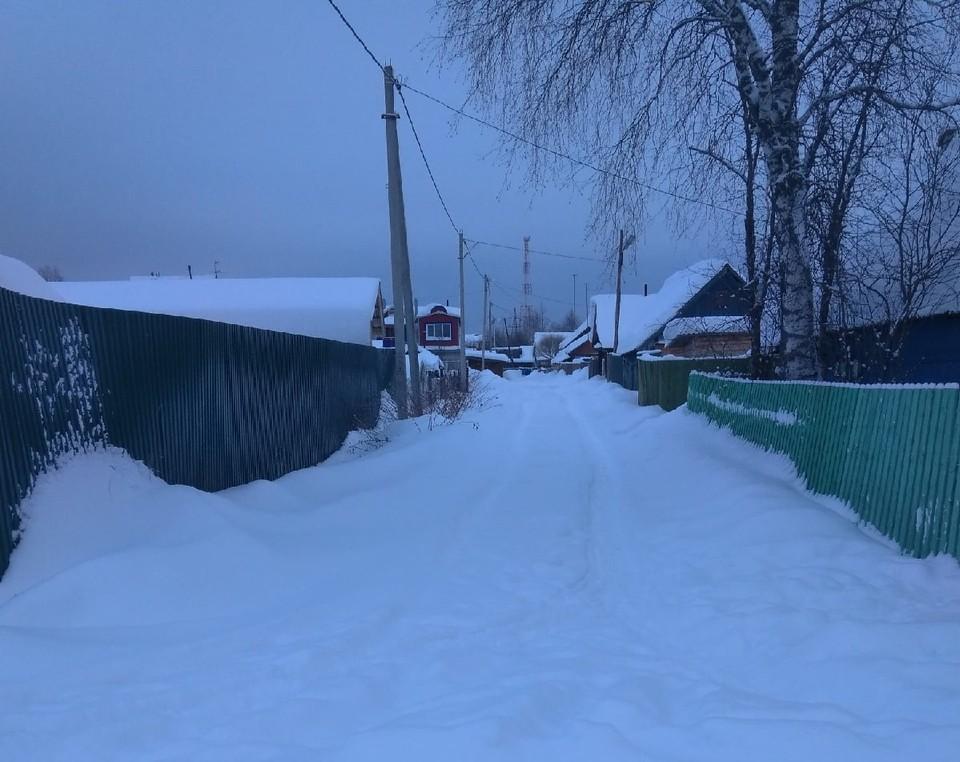 Подписчики отмечали, что в городе чистились только центральные дороги. Фото: Михаил Пурдышев
