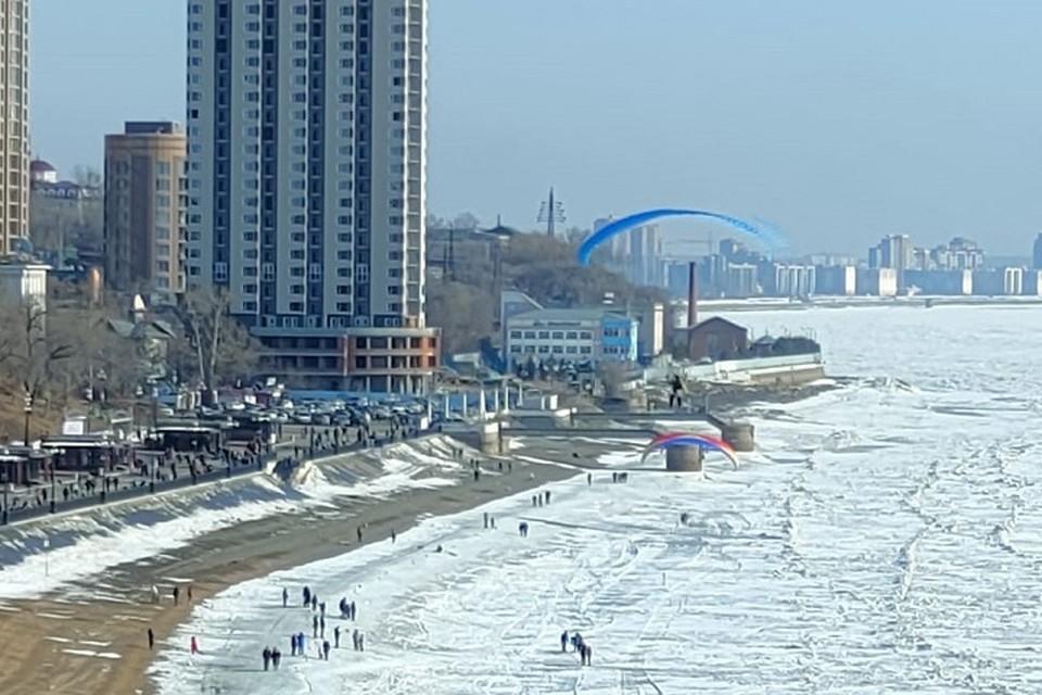 Погода 1 апреля в Хабаровске: днем потеплеет до +11 градусов