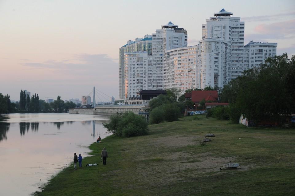 Погода на 1 апреля 2021 года в Краснодаре