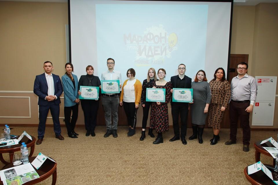 Призовой фонд — 300 тысяч рублей — разделили между собой четыре победителя.