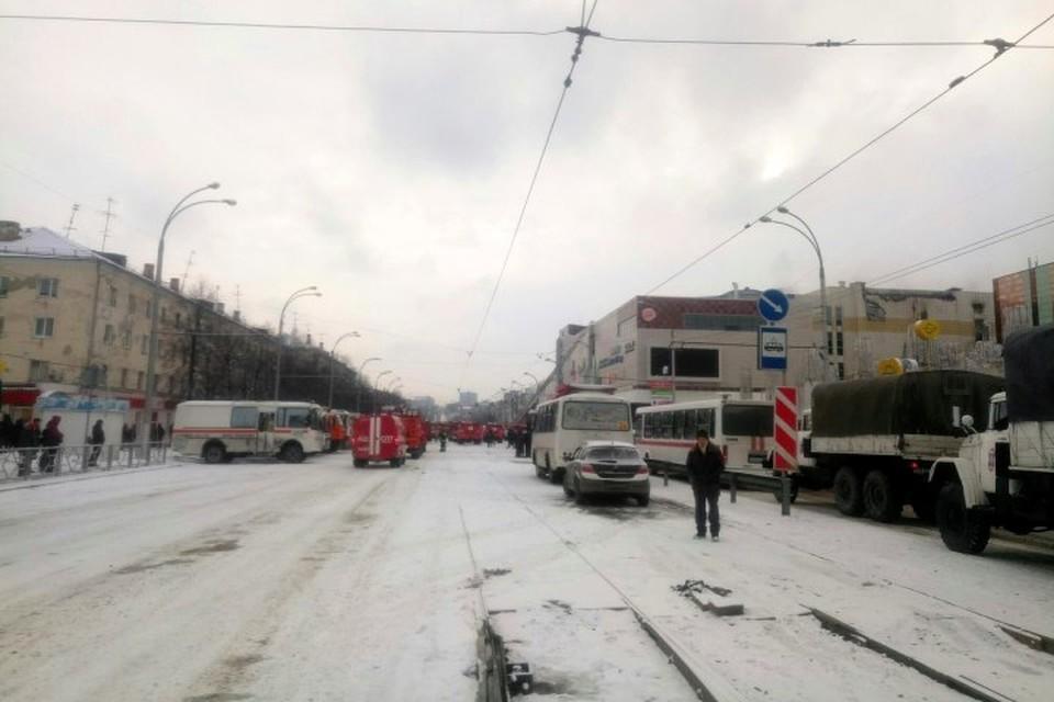 Дело «Зимней вишни»: экс-заместитель мэра Кемерова рассказал о разрешении на ввод ТЦ