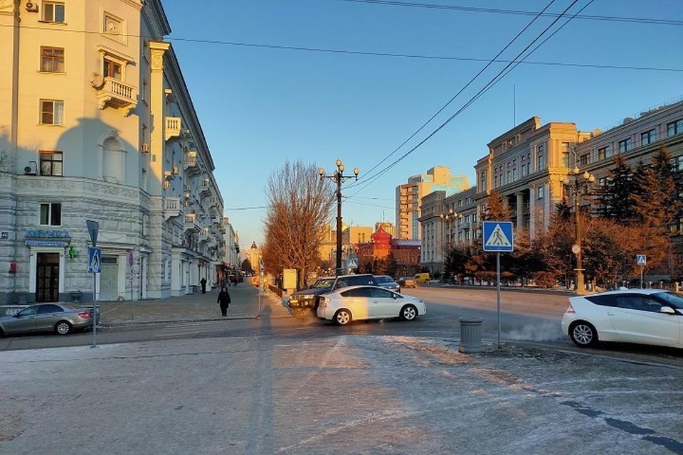 Погода 2 апреля: в Хабаровске будет тепло, до +15 градусов
