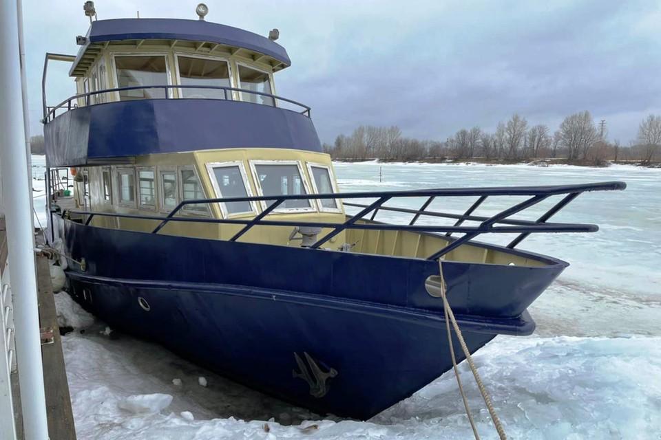 Утечка дизельного топлива произошла на Гребном канале в Нижнем Новгороде. Фото: предоставлено пресс-службой управления Росприроднадзора