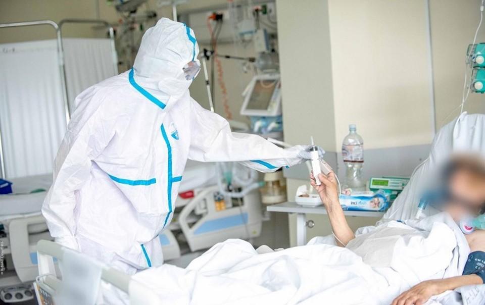 У некоторых - увы - прозрение наступает только на больничной койке. Фото: соцсети
