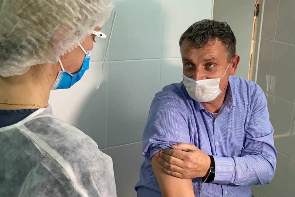 С начала вакцинации в Крым поступило 80 232 дозы вакцины от коронавируса