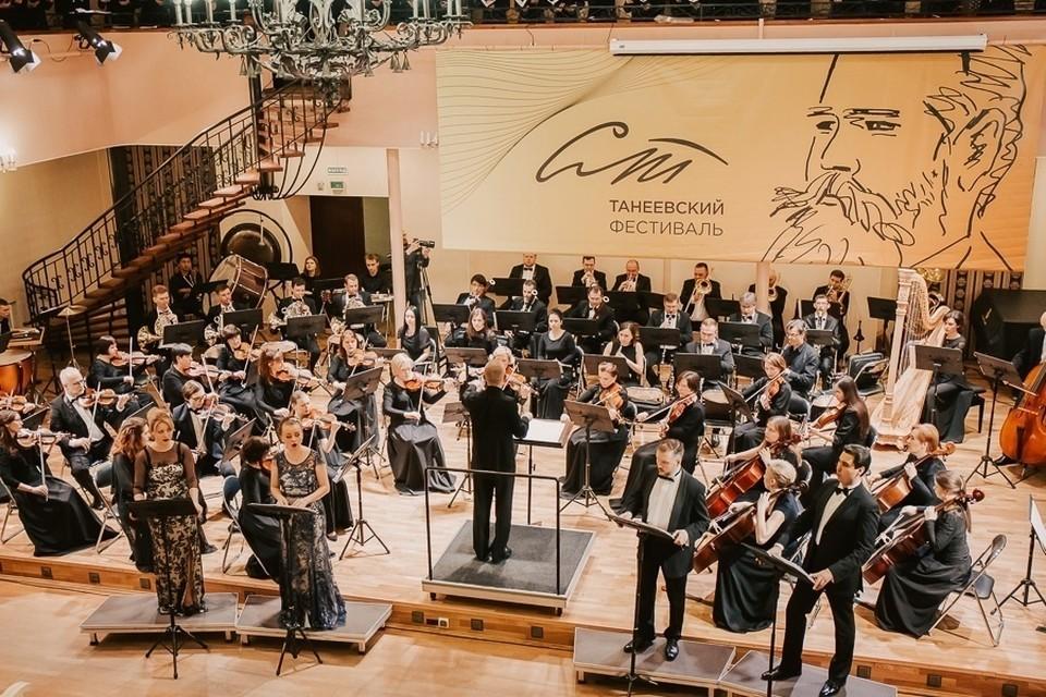 Владимирский Губернаторский симфонический оркестр. Фото ЦКМ.