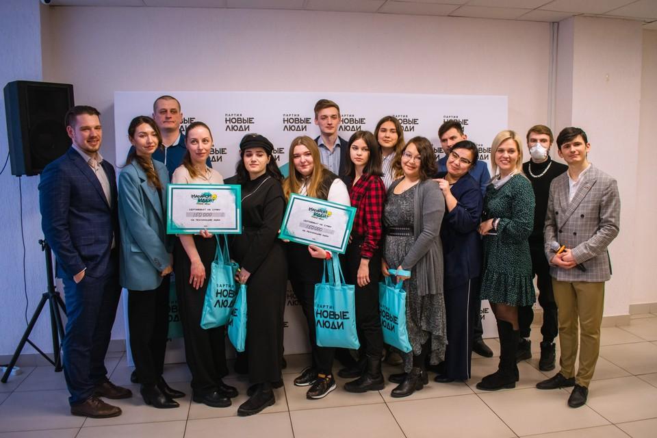В Пензенской области в финал прошли 10 идей. (Фото предоставлено региональным отделением партии «Новые люди»)