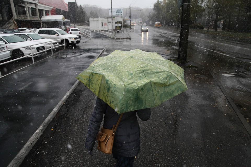Днем 4 марта ожидаются небольшие осадки в виде дождя.