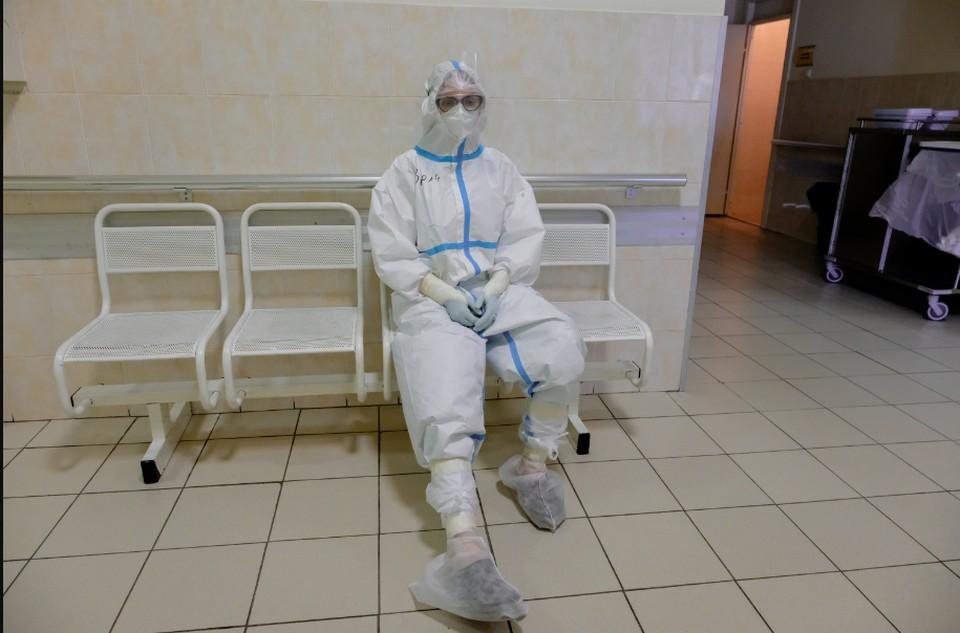 Всего в республике сейчас 41 821 лабораторно подтвержденный случай COVID-19.
