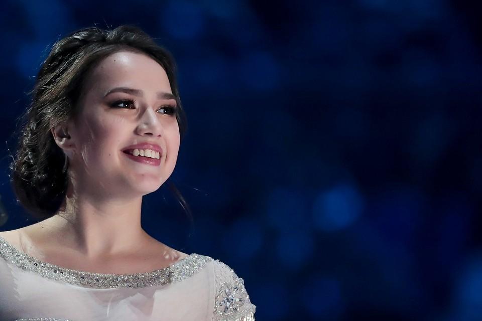 Алина Загитова представит новую постановку на шоу в Москве.