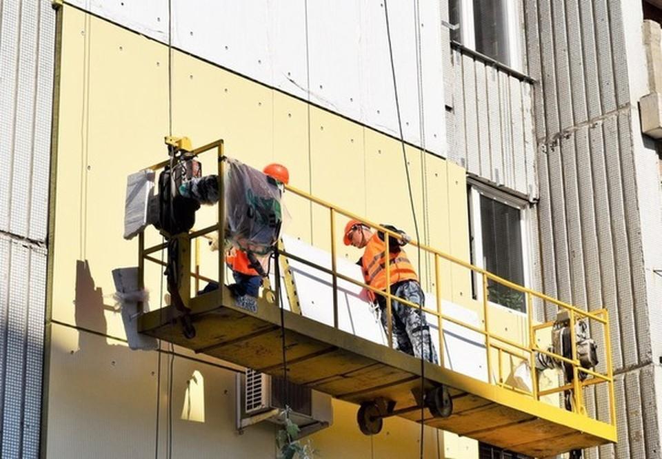 На утепление фасадов при проведении капитального ремонта многоквартирных домов из регионального бюджета в этом году выделят 1,7 миллиарда рублей.