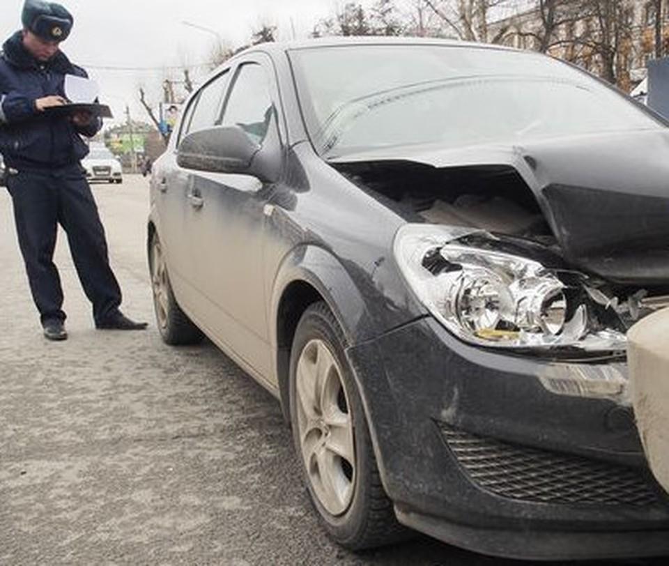 Семь человек пострадали в ДТП на улице Щегловская Засека в Туле