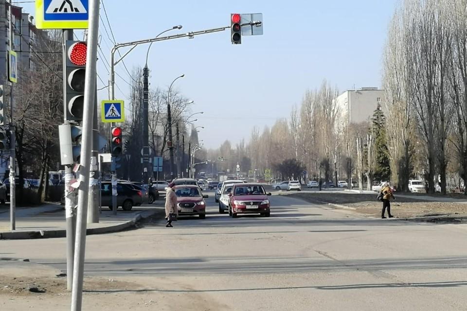 В 2022 году в Липецке стартует реконструкция улицы Папина